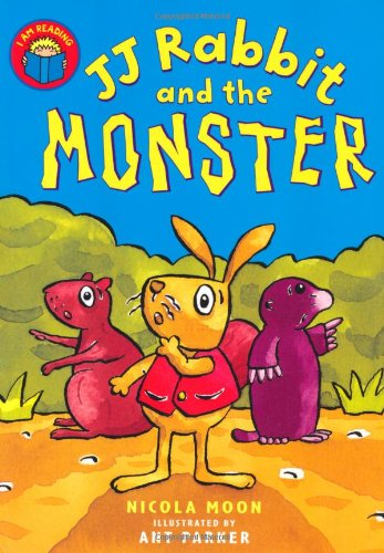 JJ Rabbit and the Monster (I am Reading)の詳細を見る