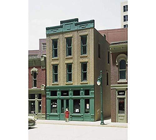 DESIGN PRESERVATION MODELS HO KIT DPM Walker Building