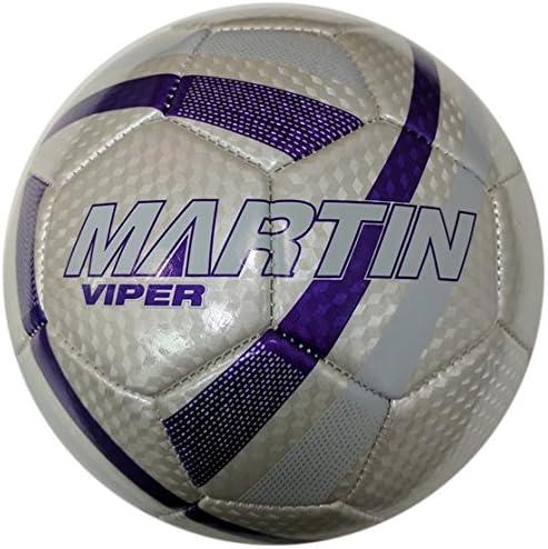 Martin Sports Viper At the price Soccer Balls Ranking TOP12 Butyl - Bladder Stitch Machine