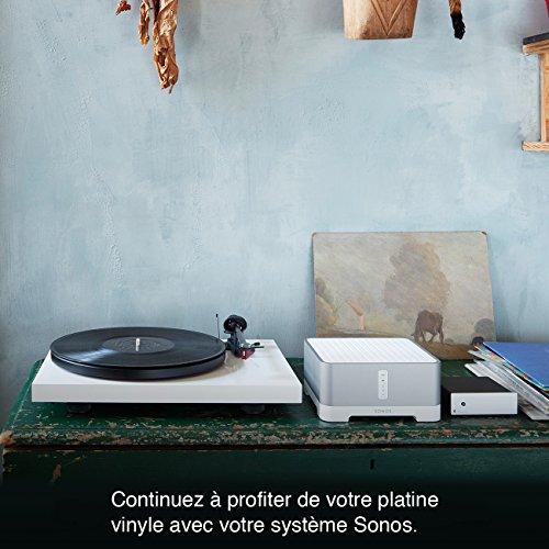 Sonos CONNECT:AMP I Verwandelt vorhandene kabelgebundene Lautsprecher in Sonos Streaming Speaker (grau) - 6