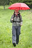 EuroSCHIRM Swing Handsfree Umbrella (Silver)