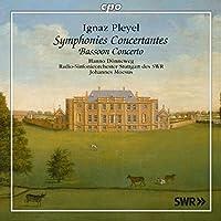 イグナツ・ヨーゼフ・プレイエル:協奏交響曲集(Ignaz Pleyel: Symphonies Concertantes)[2CDs]