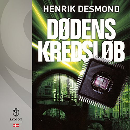 Dødens kredsløb audiobook cover art