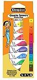Cloptre Gouaches en Tube Pintura, Multicolor, 11 x 1.5 x 22 cm