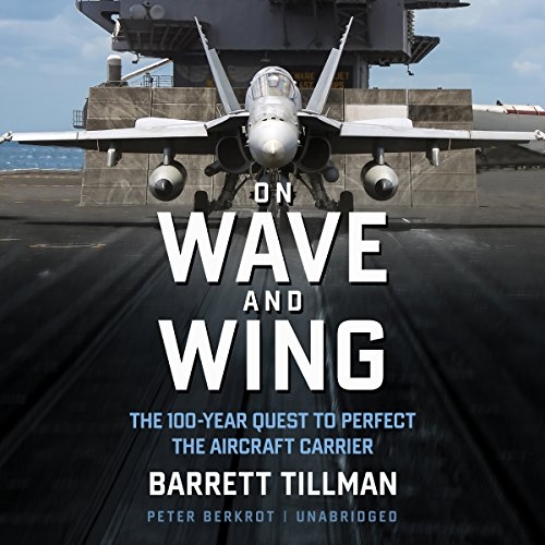 On Wave and Wing cover art
