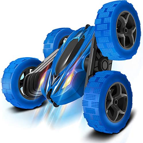 Remote Control Car RC Cars Drift High Speed Off Road Stunt Truck Race Toy with 2 Rechargeable product image