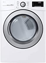 LG DLE3500W 7.4 Cu. Ft. White Electric Dryer