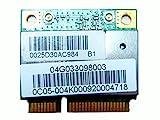 Qualcomm Atheros AR9285 AR5B95 DW1502 40J12 K290Y 2P1GR Half Wlan Wifi Wireless Card for Dell