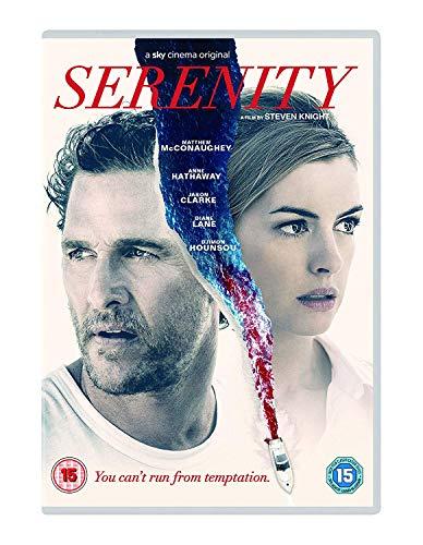 Serenity (DVD) [2019]