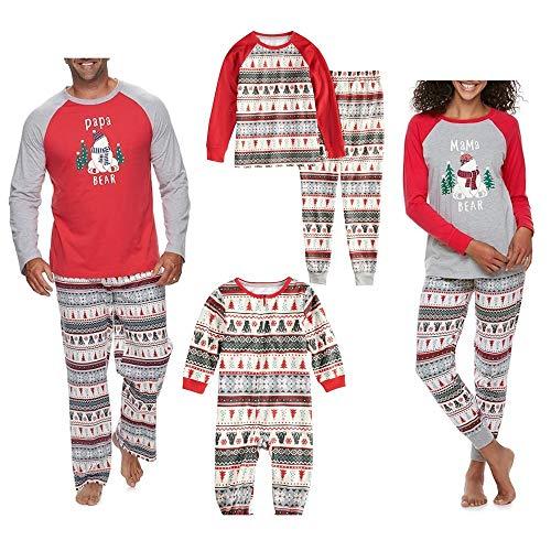 puseky Conjunto de Pijamas a Juego...
