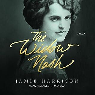 The Widow Nash audiobook cover art