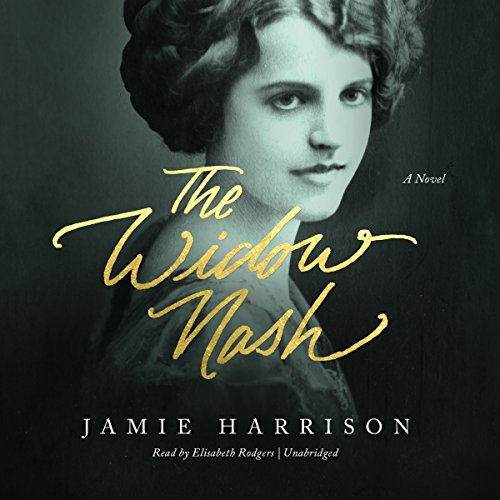 The Widow Nash audiobook cover art