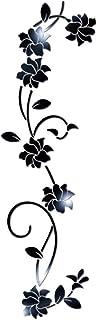YWLINK 3D DIY Forma De La Flor AcríLico Etiqueta De La