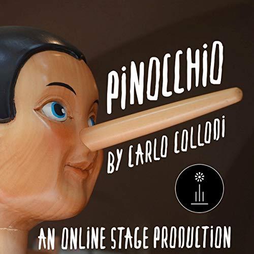 Pinocchio Audiobook By Carlo Collodi,                                                                                        Carol Della Chiesa - translator cover art