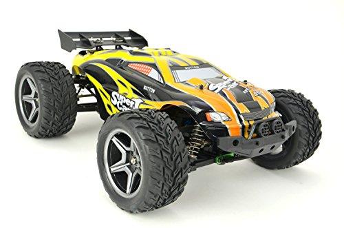 RC Auto kaufen Truggy Bild: RC Elektro Truggy 1:12 mit 2,4Ghz , 45 km/h