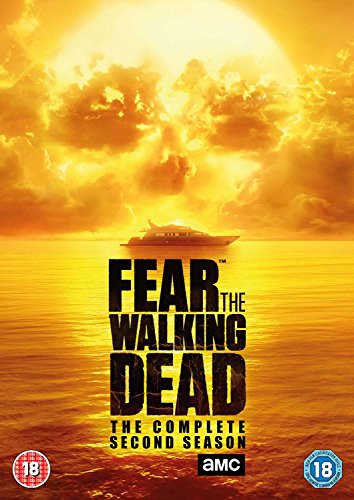 (UK-Version evtl. keine dt. Sprache) - Fear The Walking Dead: The Complete Second Season (1 DVD)