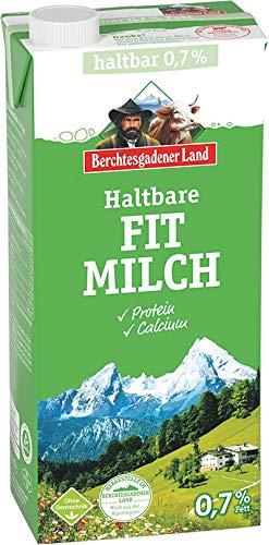 Berchtesgadener Land Haltbare Fit-Milch, 0.7% Fett, 1 l
