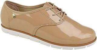 Sapato Oxford Moleca Verniz Feminino