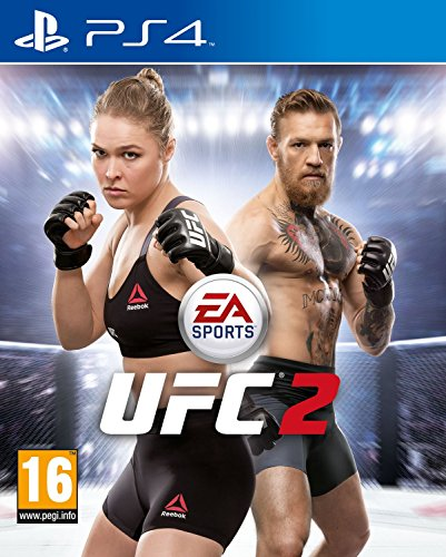 EA Sports UFC 2 (PS4) UK IMPORT