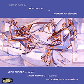 Chamber Works by Veale and Crawford