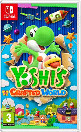 Yoshi`s Crafted World - Nintendo Switch [Importación italiana]
