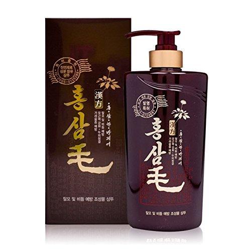 Red Ginseng Mo Shampoo 550ml Hair Loss Prevention &...