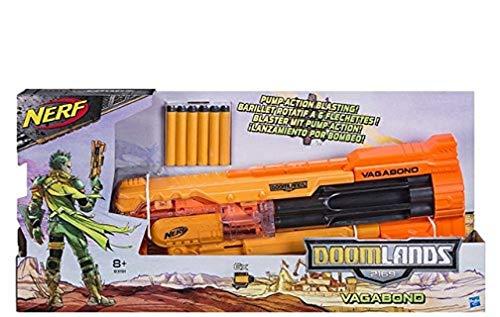 Nerf- Vagabond Doomlands, 0 (Hasbro Spain B3191EU4)