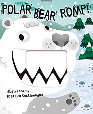 Polar Bear Romp! (Crunchy Board Books)