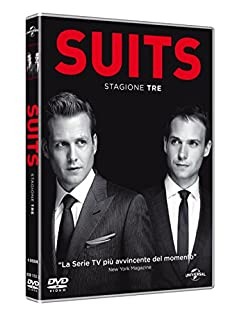 Suits Stg.3 (Box 4 Dvd) (B010NGQUGI) | Amazon price tracker / tracking, Amazon price history charts, Amazon price watches, Amazon price drop alerts