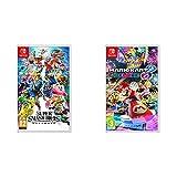 Super Smash Bros Ultimate & Mario Kart 8 Deluxe