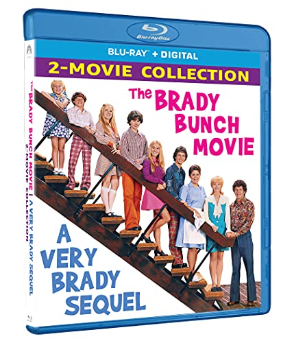 Brady Bunch 2-Movie Collection [Blu-ray]
