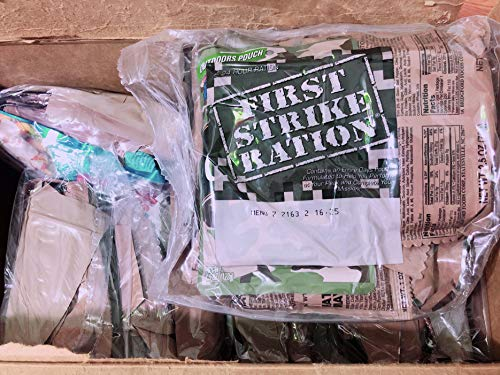 FIRST STRIKE RATIONS (MRE X 3)