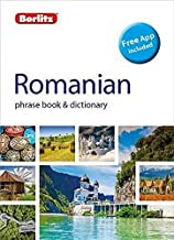 Berlitz Phrase Book & Dictionary Romanian(Bilingual dictionary) (Berlitz Phrasebooks)