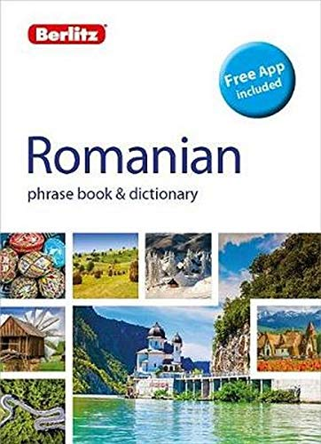 Compare Textbook Prices for Berlitz Phrase Book & Dictionary RomanianBilingual dictionary Berlitz Phrasebooks 2 Edition ISBN 9781780045238 by APA Publications Limited