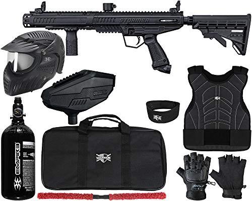 Action Village Tippmann Stormer Tactical Protector Paintball Gun Package Kit Level 2 (Small/Medium)