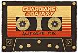 1art1 Guardianes De La Galaxia - Vol. 2, Awesome Mix Felpudo