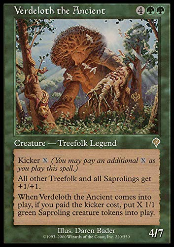Magic The Gathering - Verdeloth The Ancient - Invasion