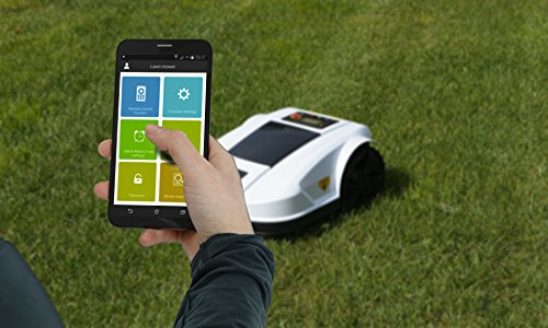 Lineatielle ZYGO Robot Tagliaerba Mythos Smart