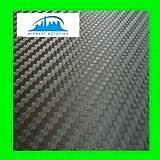 "312 Motoring fits 2007-2011 Smart CAR FORTWO Carbon Fiber Vinyl WRAP Sheet/Film (60"" X 180"") 5FT X 15FT 2008 2009 2010 07 08 09 10 11"