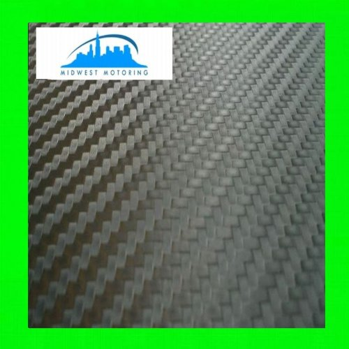 312 Motoring fits 2006-2012 Honda Ridgeline Carbon Fiber Vinyl WRAP Sheet/Film (60