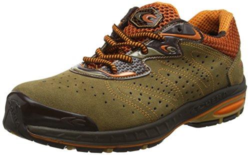 Cofra 19020-001.W42 Chaussures de sécurité Cantera S1 P SRC Taille 42 Kaki