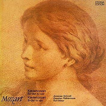 Mozart: Klavierkonzerte No. 14 & 15