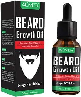 Hemoton 30 ML Professionele Baard Groei Vloeistof Nuttige Baard Zorg Essentiële Olie voor Man Boy