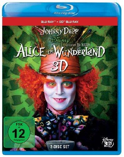Alice im Wunderland (+ Blu-ray 3D) [Blu-ray]