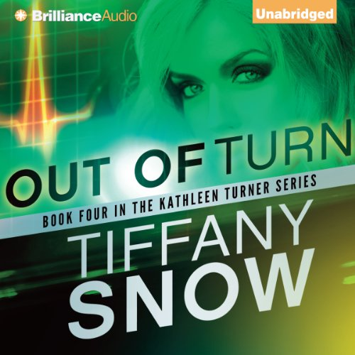 Out of Turn audiobook cover art