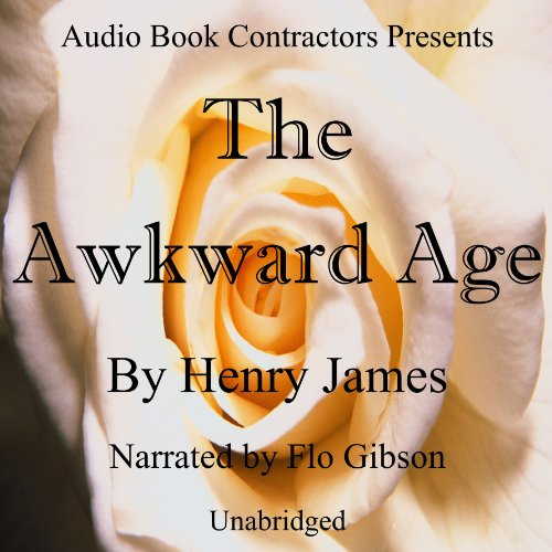 The Awkward Age audiobook cover art