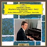 Chopin: Piano Concertos Nos. 1 & 2 by Tamas Vasary (2012-05-15)