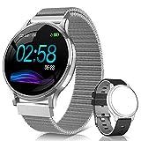 NAIXUES Smartwatch, Reloj Inteligente IP67...