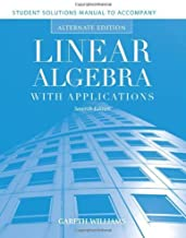 Best linear algebra with applications 7th edition solutions Reviews