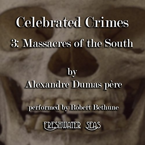 The Massacres of the South cover art